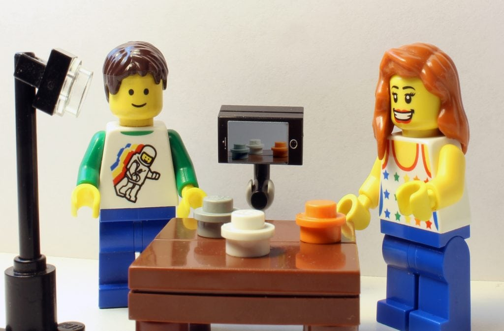Summer Tech Camp for Kids: LEGO Stop-Motion Movies! | Aim High! Inc.